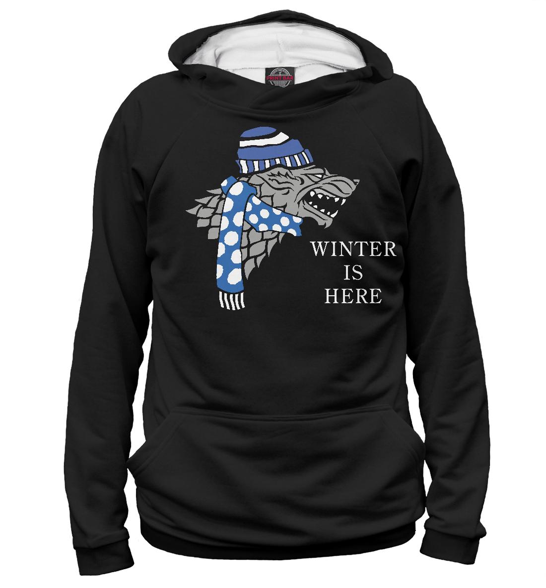 Купить Зима здесь, Printbar, Худи, IGR-257926-hud-1
