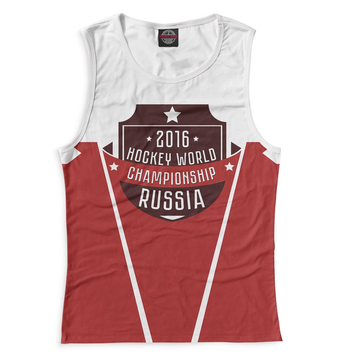 Купить Россия 2016, Printbar, Майки, HOK-908477-may-1