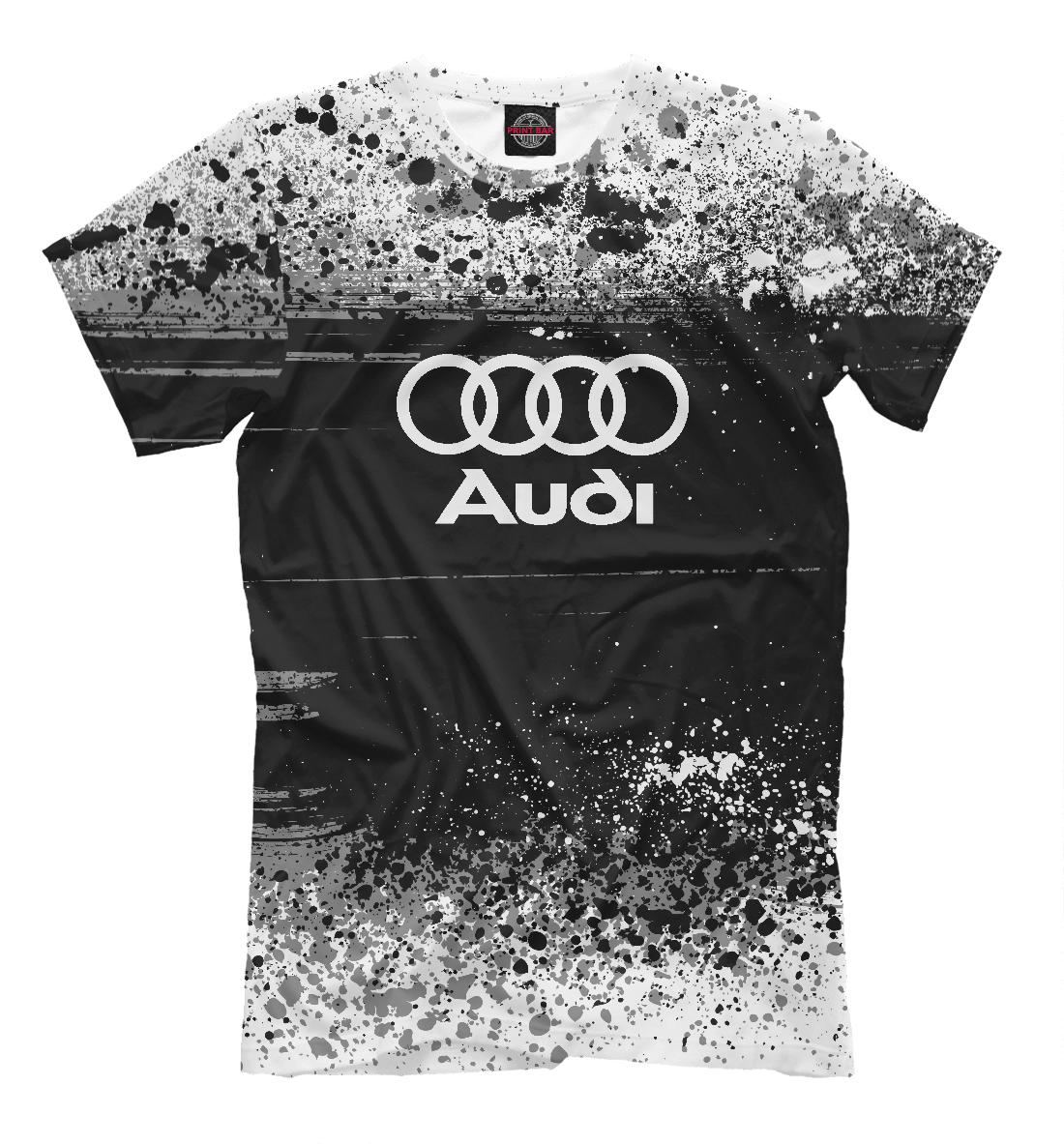 Купить Audi sport, Printbar, Футболки, AUD-751229-fut-2