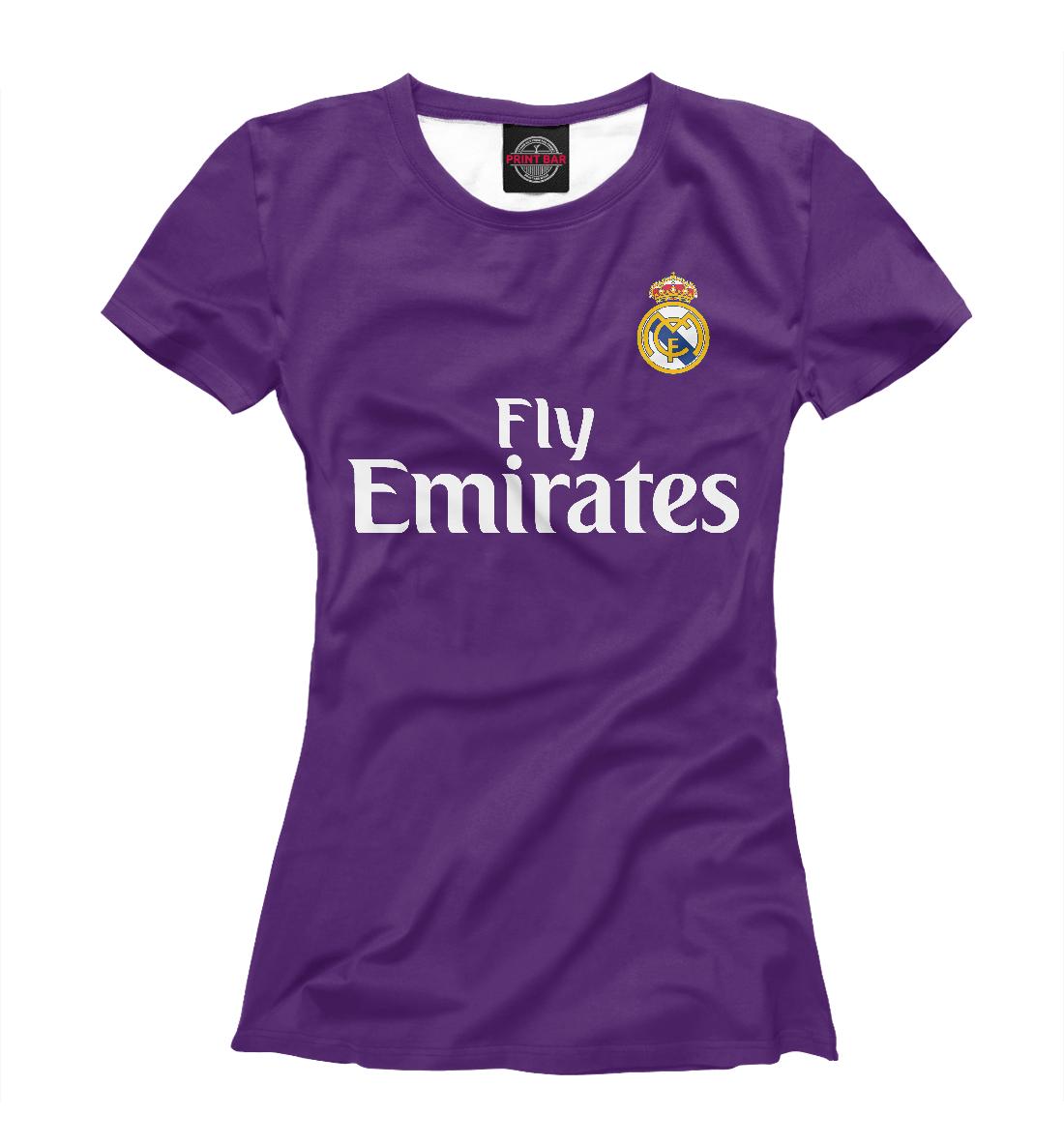 Купить Real Madrid, Printbar, Футболки, REA-450144-fut-1