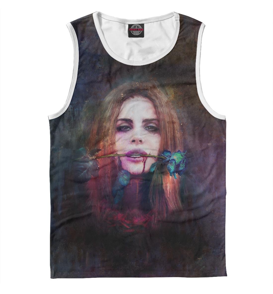 Купить Lana Del Rey, Printbar, Майки, LDR-441220-may-2