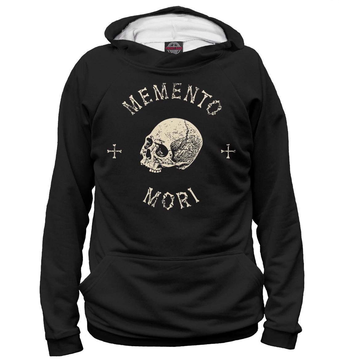 Купить Memento mori, Printbar, Худи, SKU-538470-hud-2