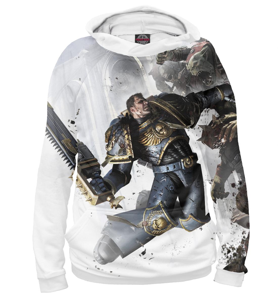 Купить Warhammer Space Marine, Printbar, Худи, WHR-241378-hud-1