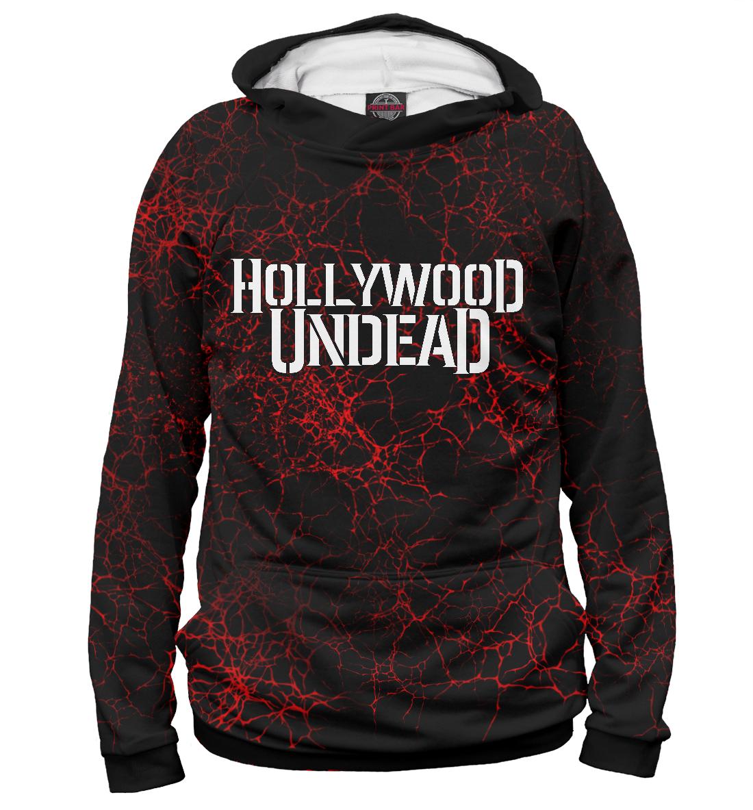 Купить Hollywood Undead, Printbar, Худи, HLW-292404-hud-2