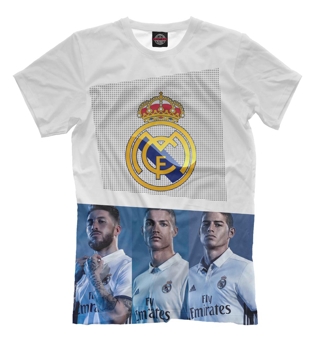 Купить Real Madrid Collection, Printbar, Футболки, REA-908933-fut-2