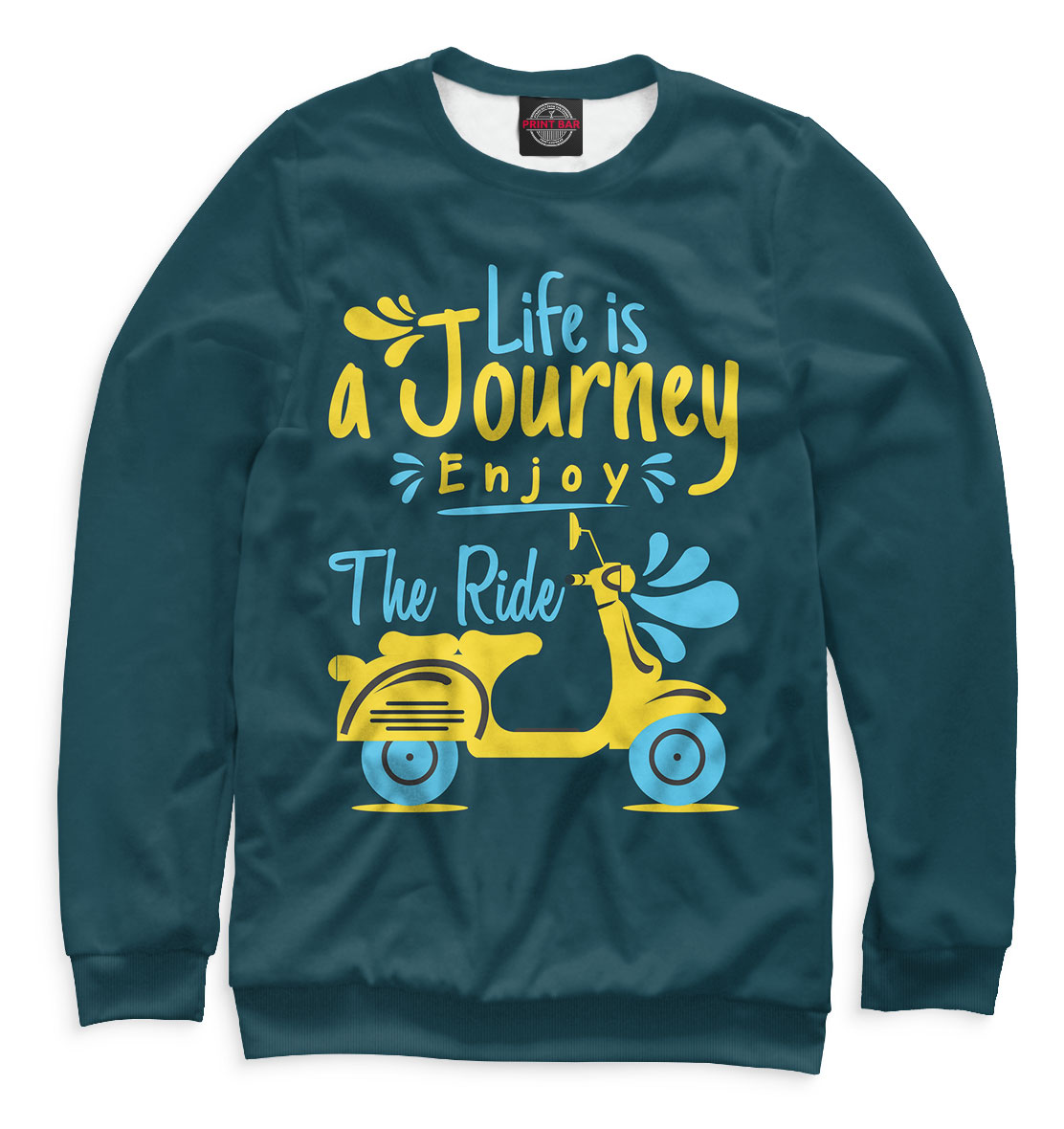 Life Is A Journey Enjoy The Ride dermot bolger the journey home