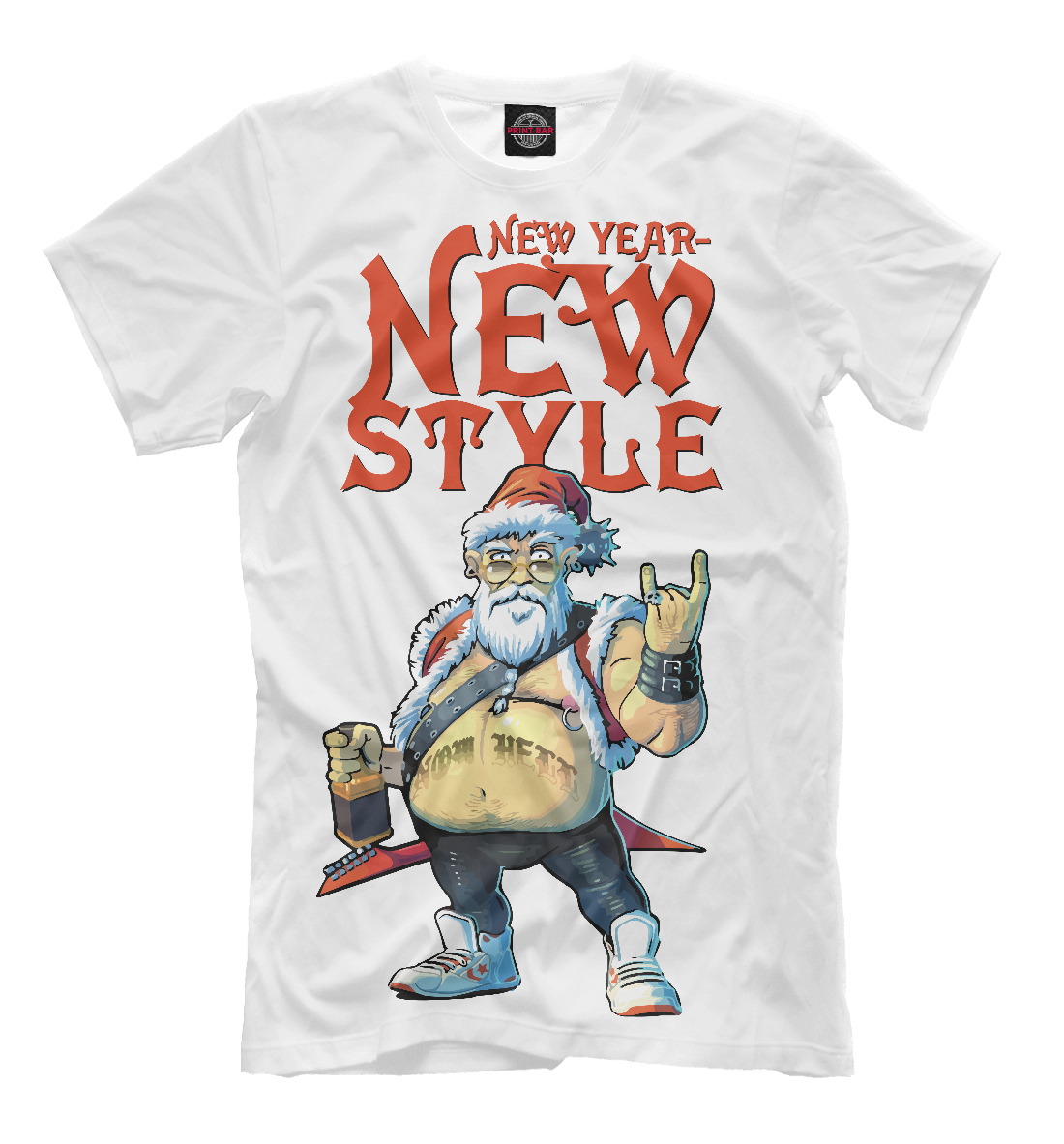 new New Year - new style