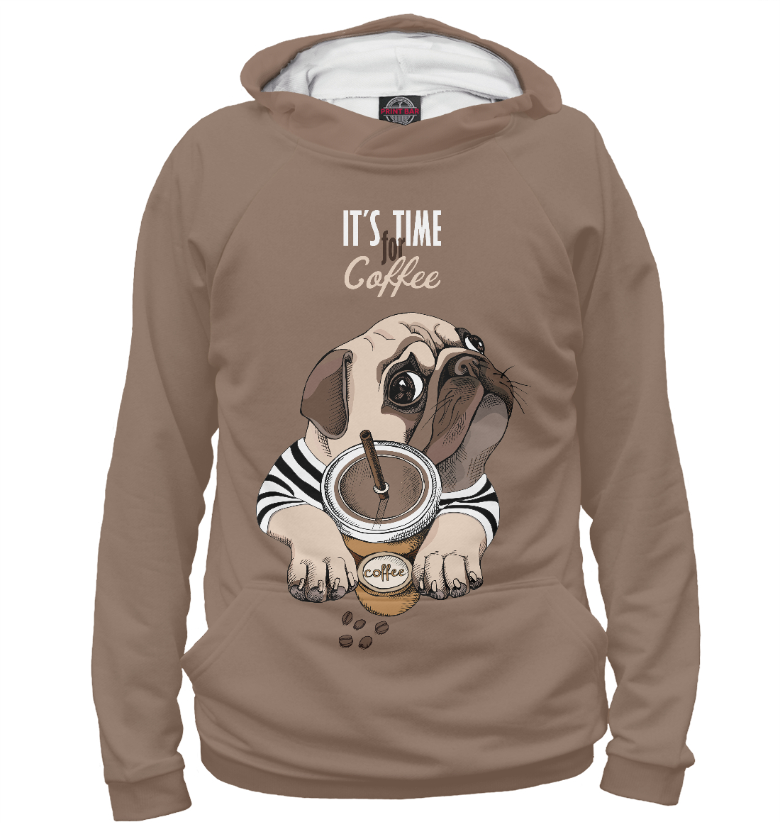 It`s time for coffee