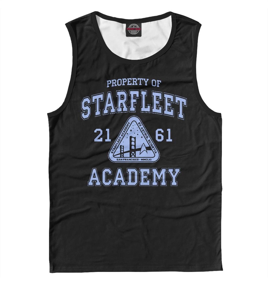 Купить Академия Звёздного флота, Printbar, Майки, STT-111614-may-2
