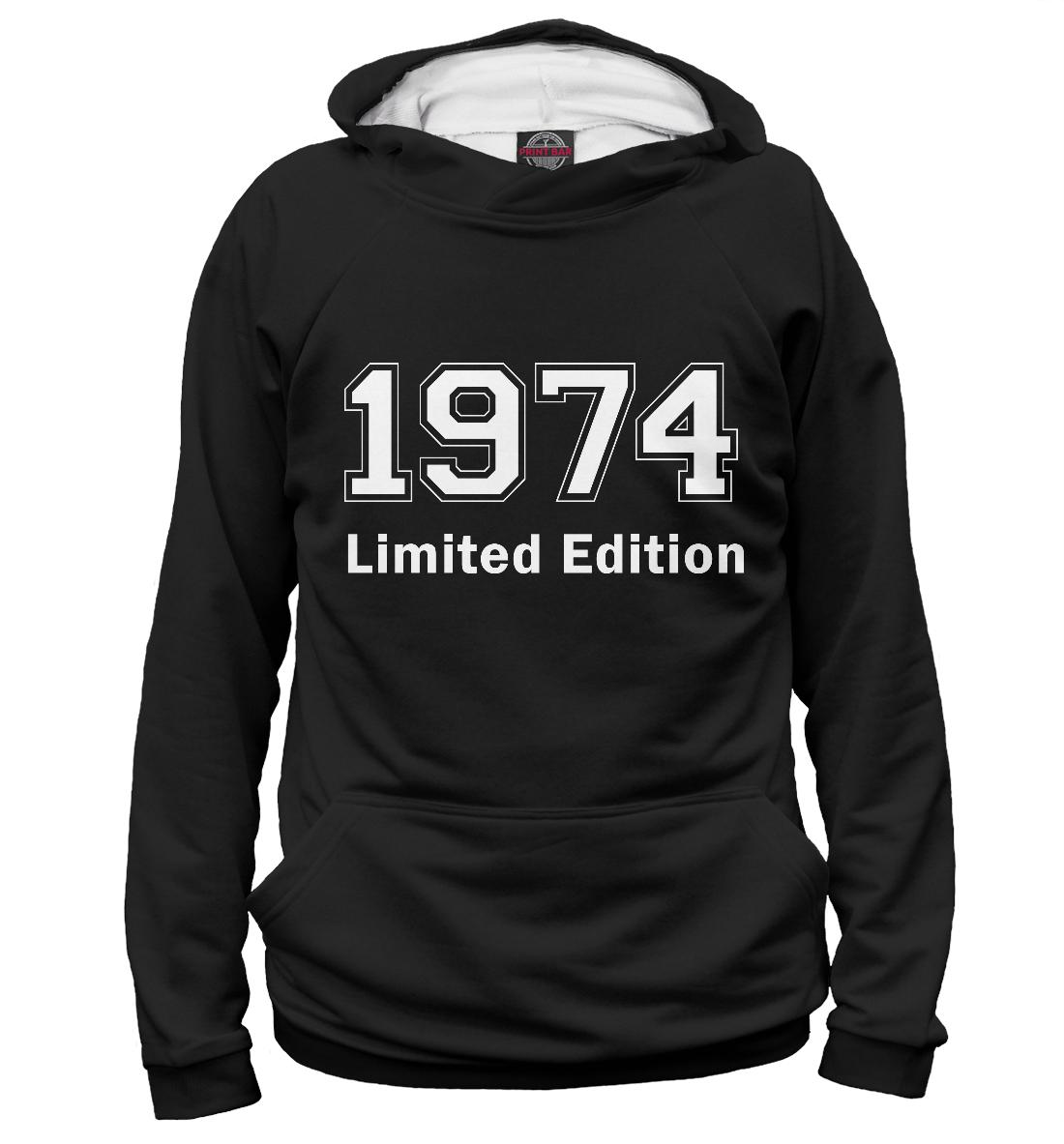 Купить Limited Edition of 1974, Printbar, Худи, DSC-950271-hud-1