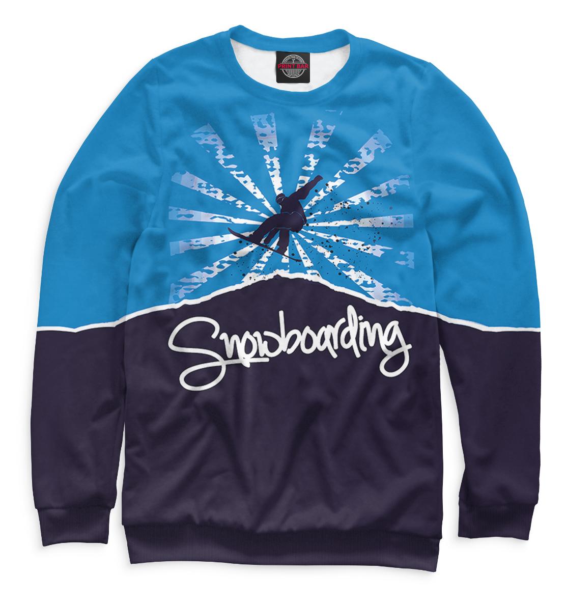 Купить Сноубординг, Printbar, Свитшоты, SNW-449648-swi-1