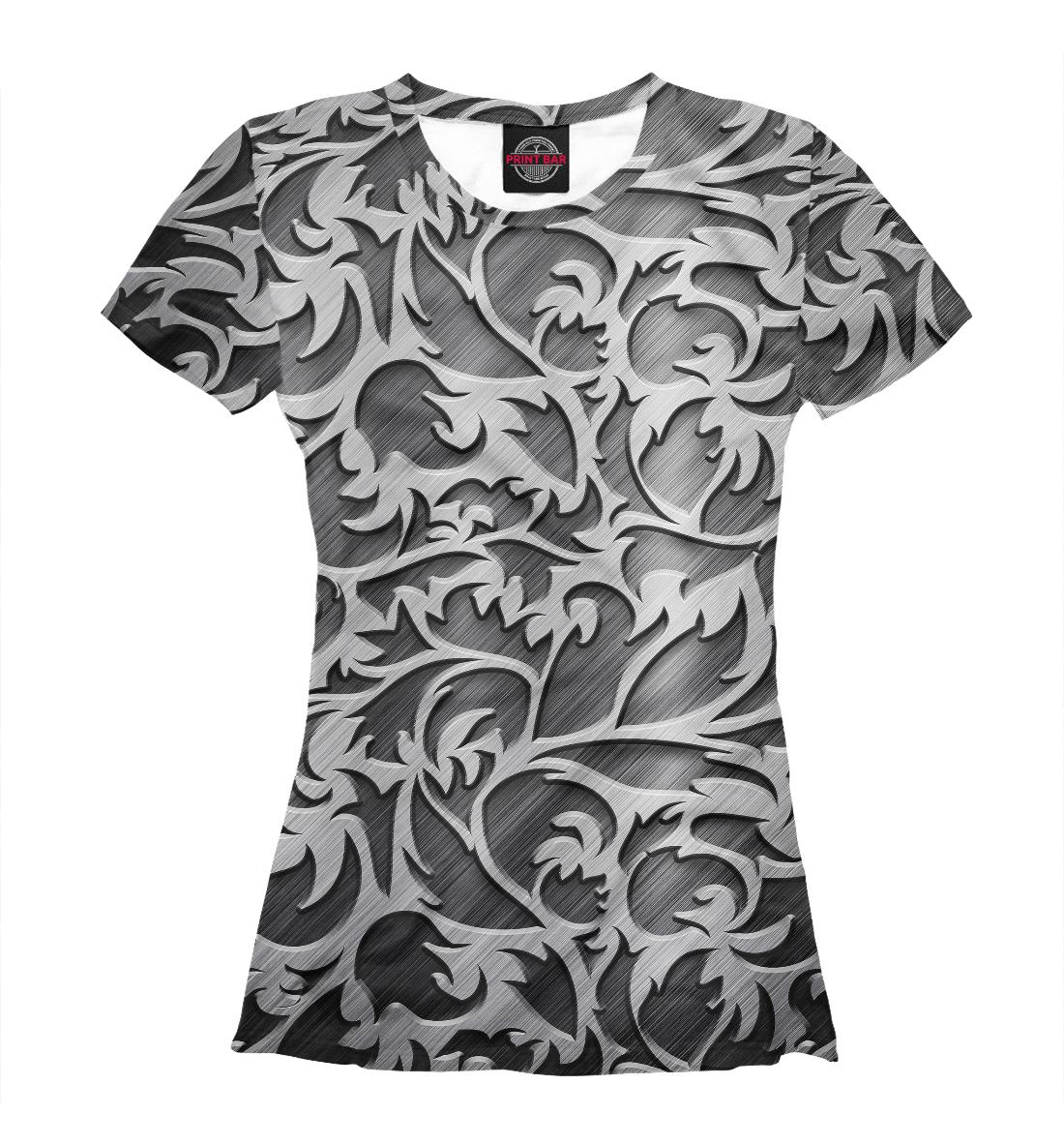 Купить Белое в Черном, Printbar, Футболки, APD-145665-fut-1