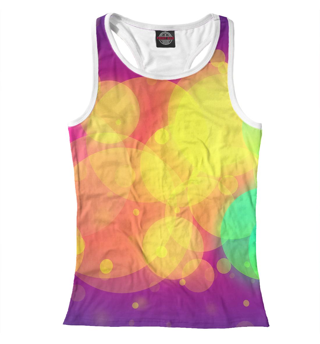 Купить Цветные блики, Printbar, Майки борцовки, APD-940431-mayb-1
