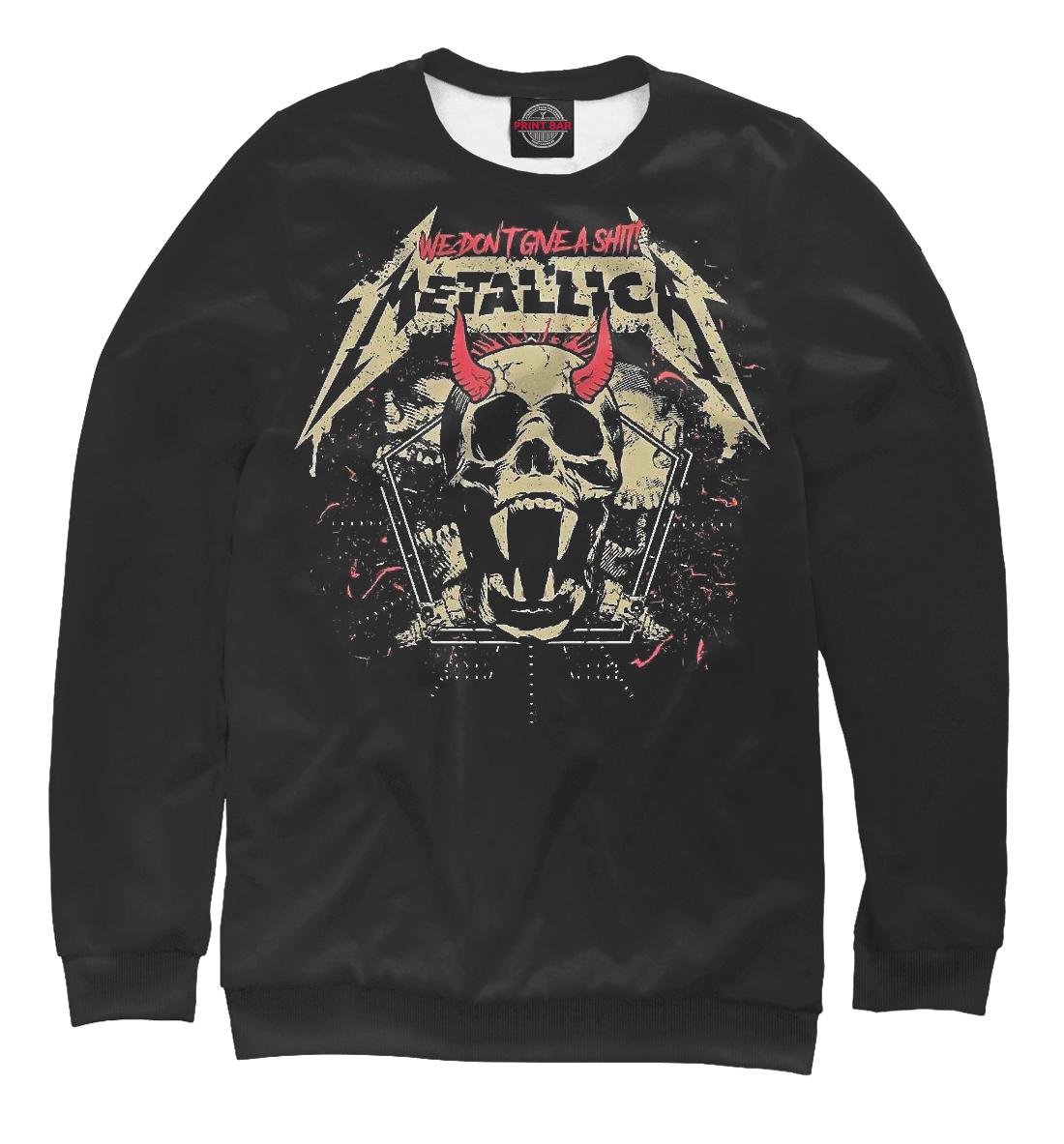 Купить Metallica Band, Printbar, Свитшоты, MET-136990-swi-2