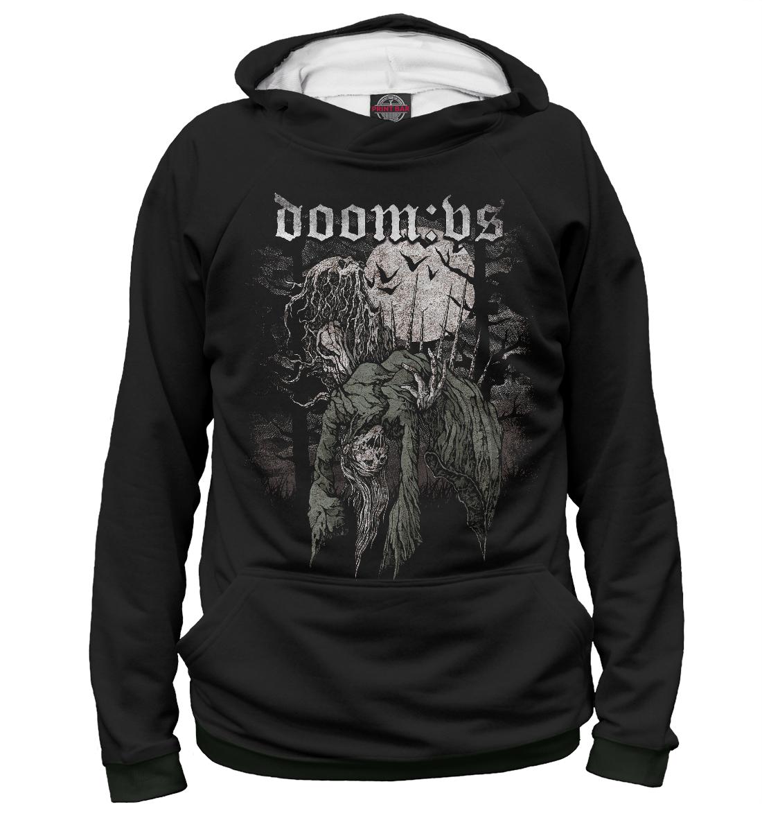 Doom: VS, Printbar, Худи, MZK-398860-hud-2  - купить со скидкой