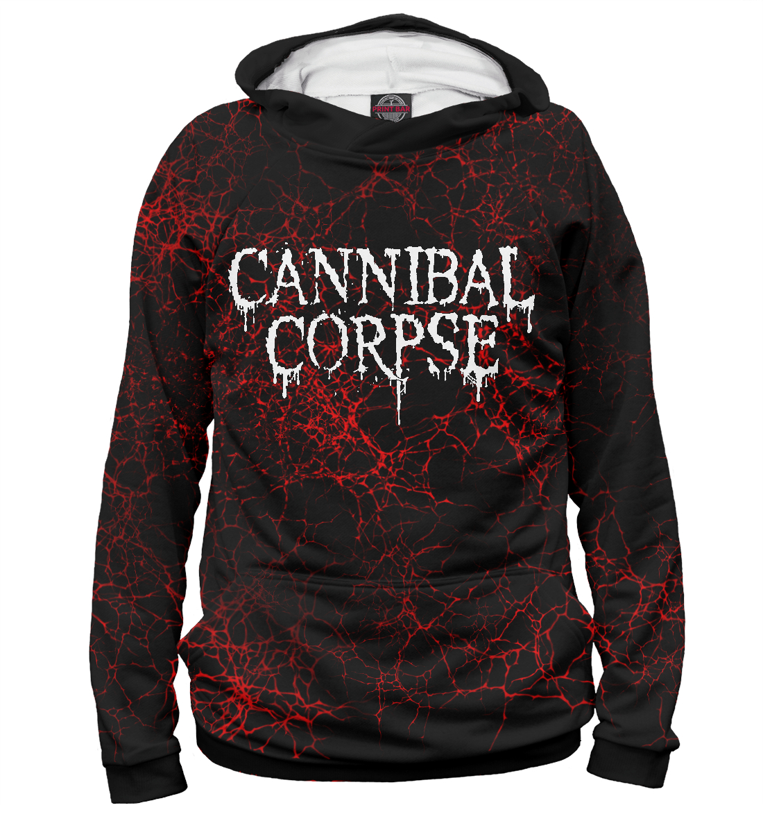 Купить Cannibal Corpse, Printbar, Худи, CCR-924378-hud-2