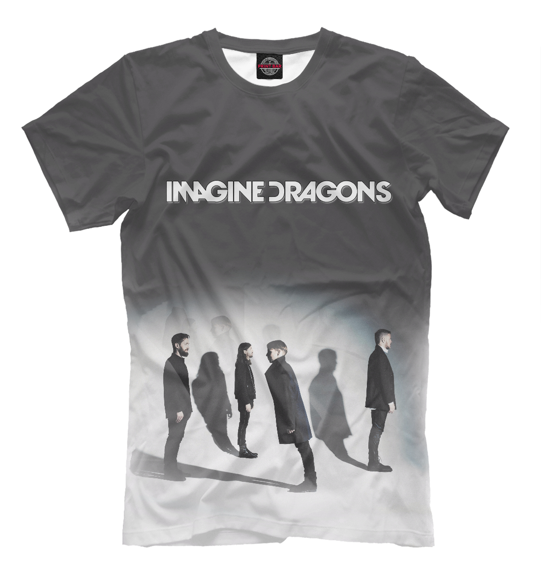 Купить Imagine Dragons, Printbar, Футболки, IMA-477658-fut-2