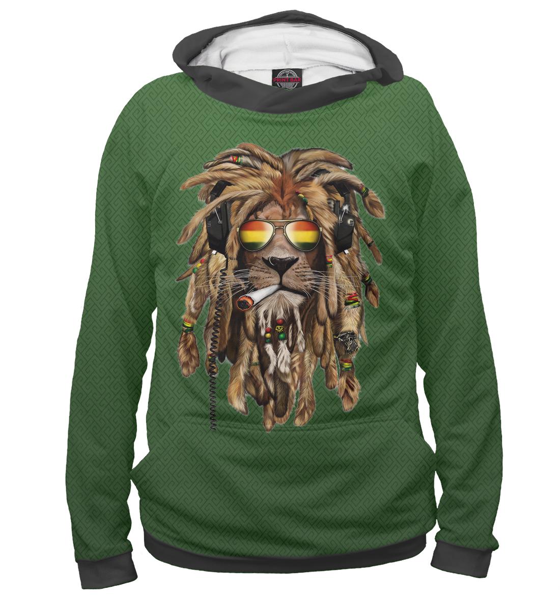 Купить Раста-лев, Printbar, Худи, HIS-526753-hud-1