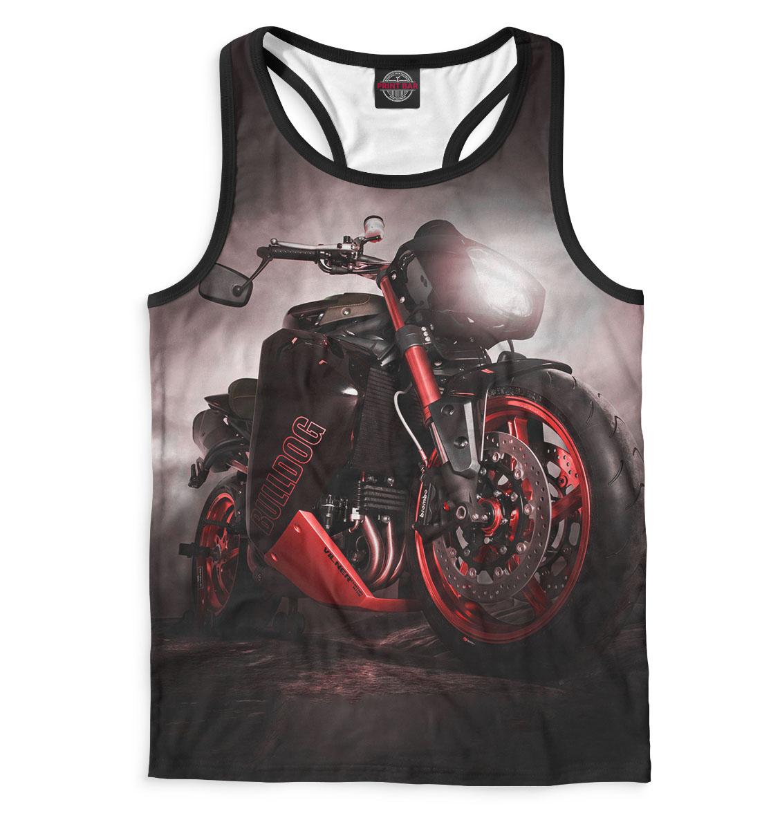 Купить Мотоцикл, Printbar, Майки борцовки, MTR-245010-mayb-2