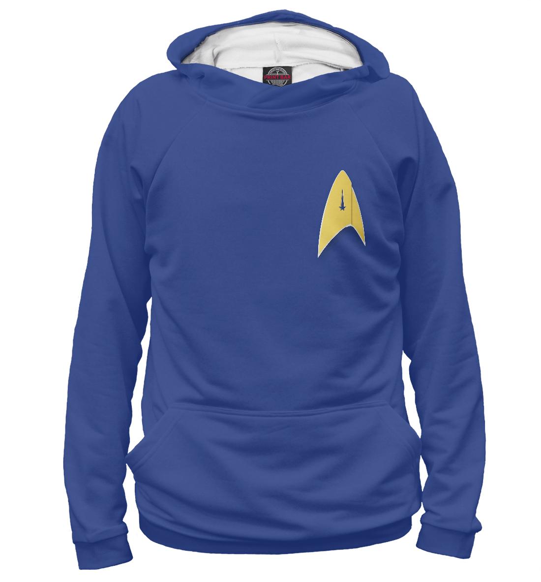 Звёздный путь: Дискавери, Printbar, Худи, SDC-410052-hud-1  - купить со скидкой
