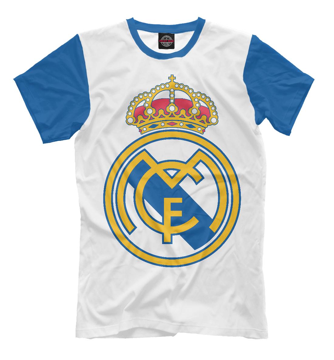 Реал Мадрид, Printbar, Футболки, REA-630152-fut-2  - купить со скидкой