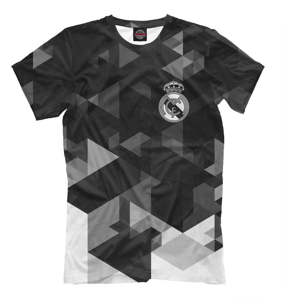 Купить Real Madrid Abstract Collection, Printbar, Футболки, REA-765276-fut-2