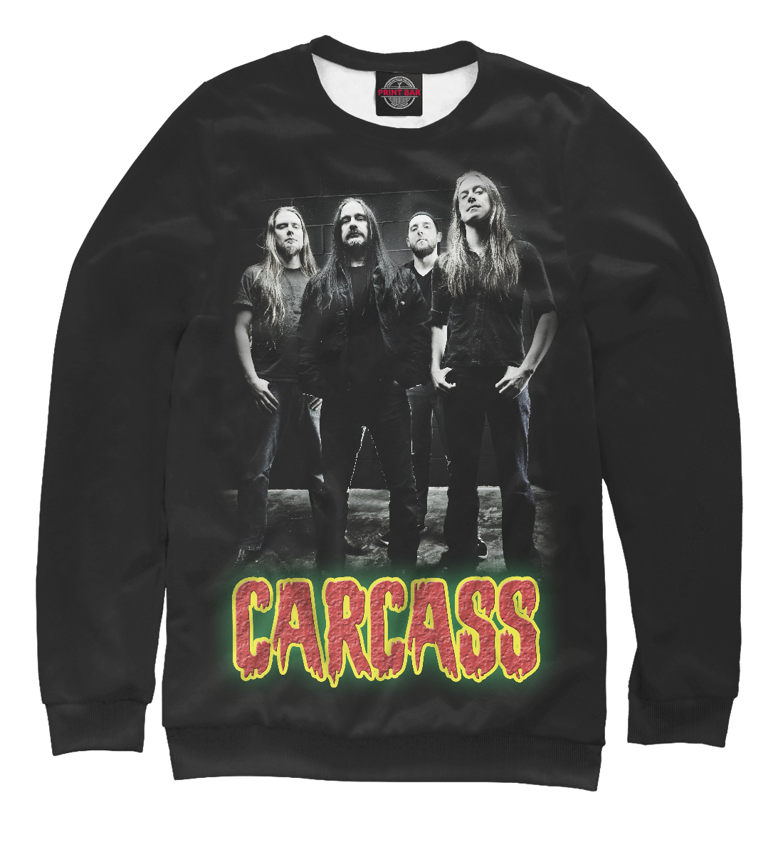 Carcass Death metal band
