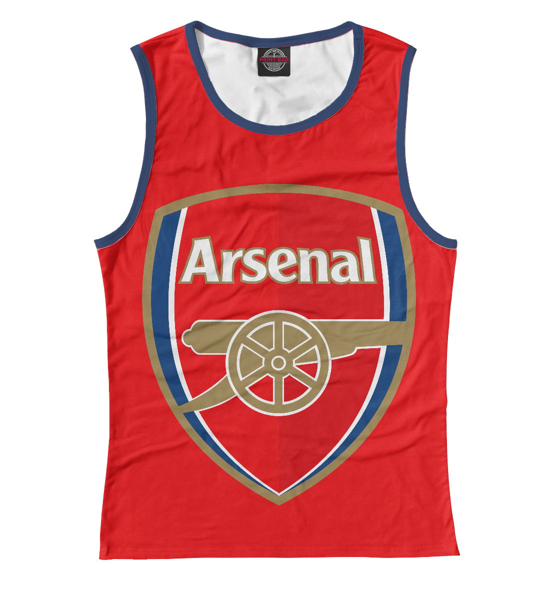 Купить Арсенал, Printbar, Майки, ARS-918476-may-1