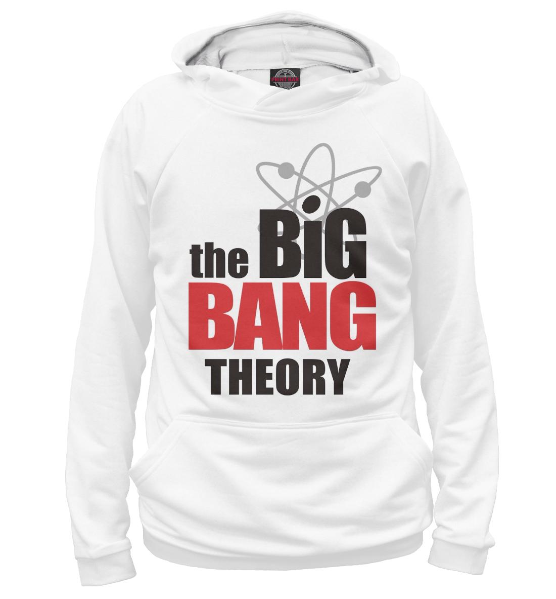 Купить The Big Bang Theory, Printbar, Худи, TEO-602107-hud-1