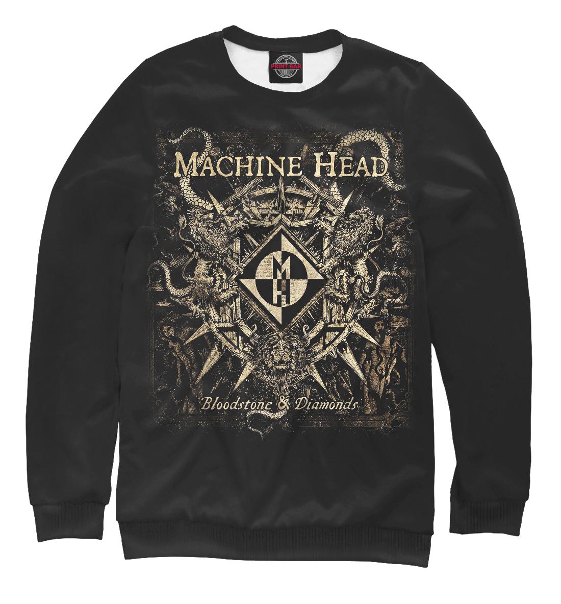 Купить Machine Head, Printbar, Свитшоты, MZK-477891-swi-1