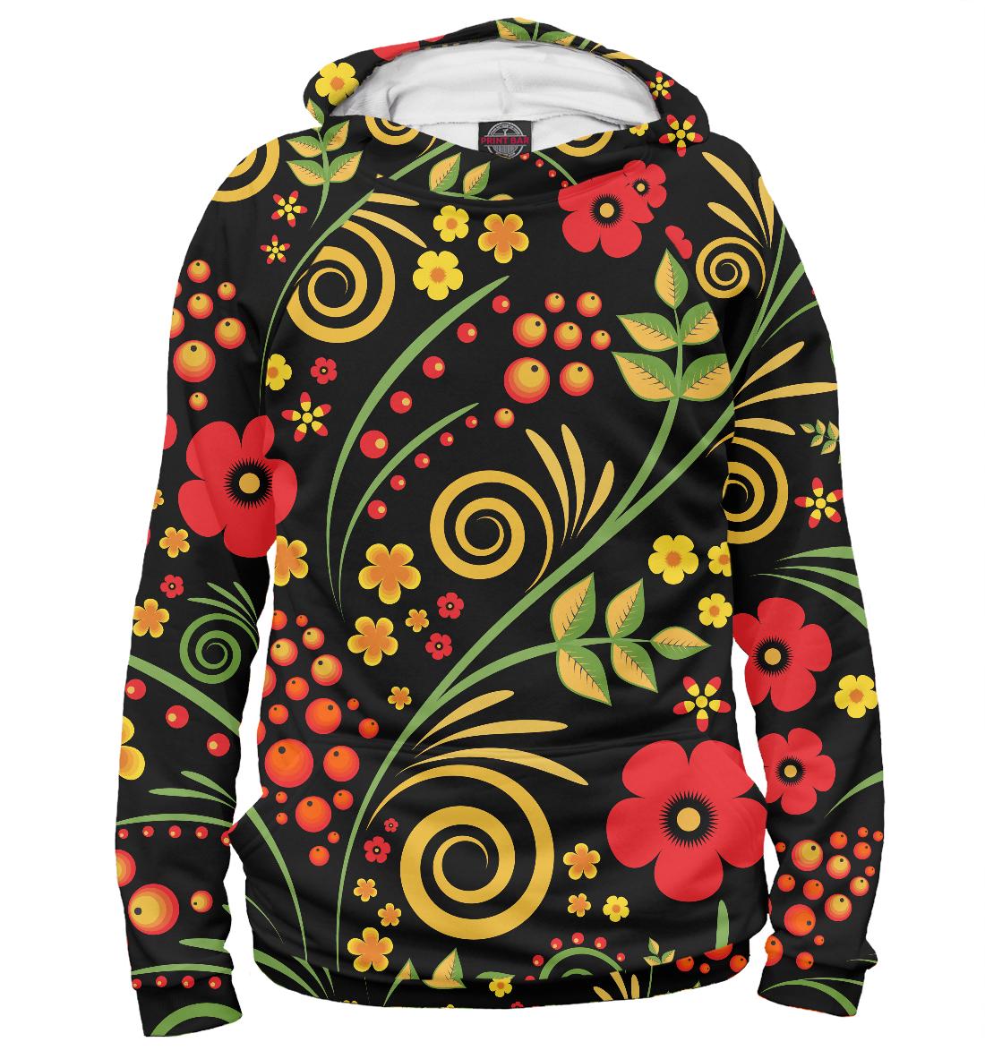 Купить Русский стиль, Printbar, Худи, ORN-510833-hud-2
