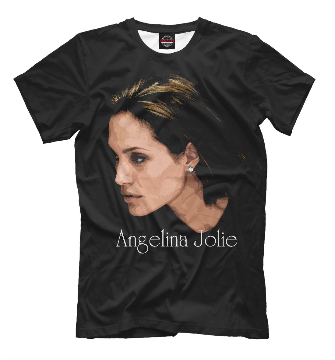 Купить Angelina Jolie, Printbar, Футболки, ANJ-662370-fut-2