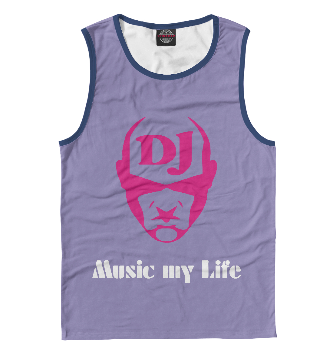 Купить Music my life, Printbar, Майки, APD-344642-may-2