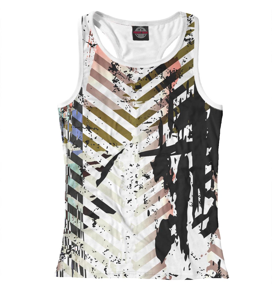 Купить Fashion geometry, Printbar, Майки борцовки, APD-893641-mayb-1