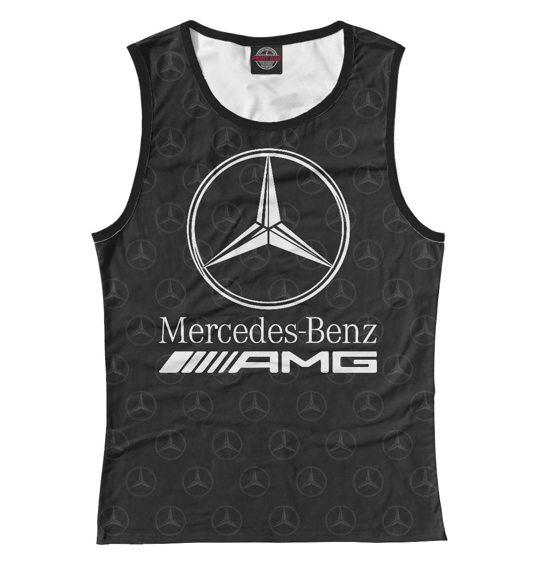 Купить Mercedes-Benz AMG Premium, Printbar, Майки, MER-425413-may-1