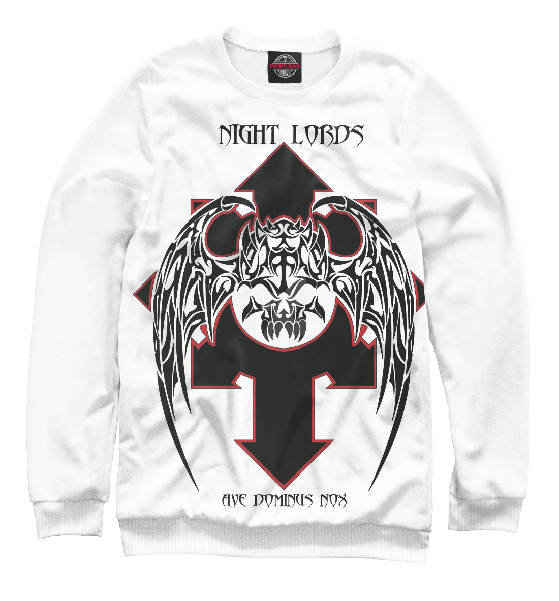Купить Символ Повелителей Ночи, Printbar, Свитшоты, WHR-535954-swi-1