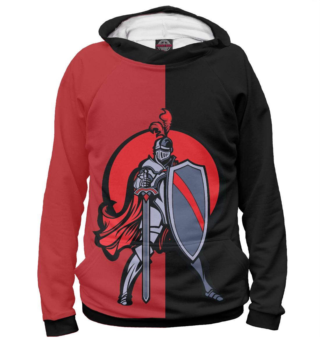 Купить Рыцарь, Printbar, Худи, APD-847240-hud-1