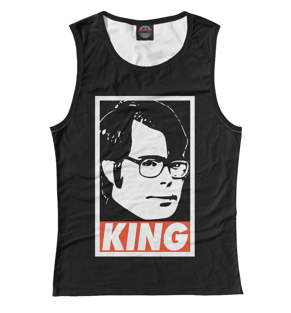 Купить Стивен Кинг, Printbar, Майки, ONO-746310-may-1