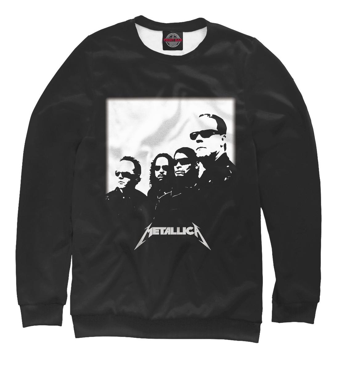 Купить Metallica, Printbar, Свитшоты, MET-256134-swi-2