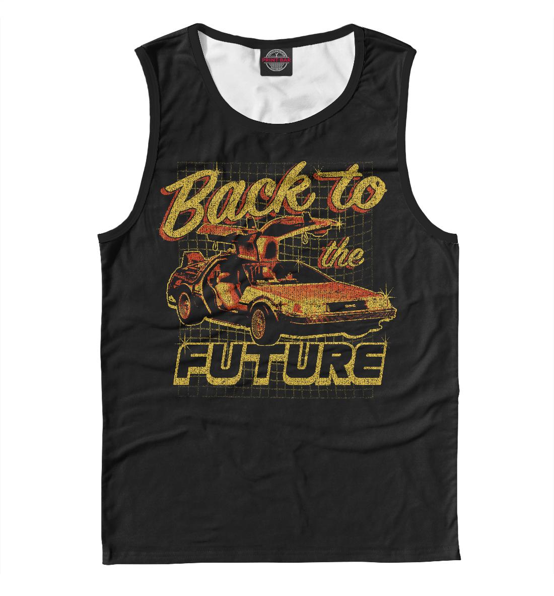 Купить Назад в будущее, Printbar, Майки, KNO-142460-may-2