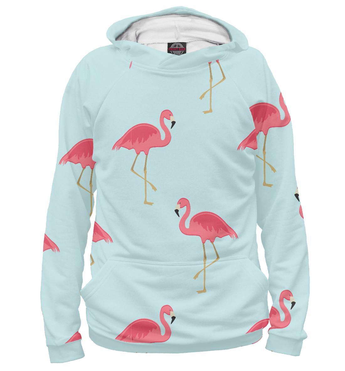 Купить Фламинго, Printbar, Худи, PTI-719280-hud-2