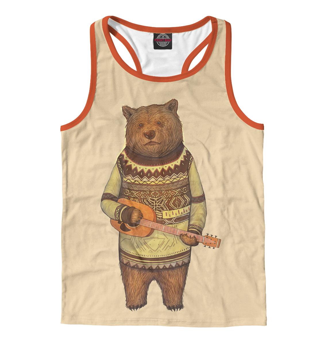 Музыкальный медведь