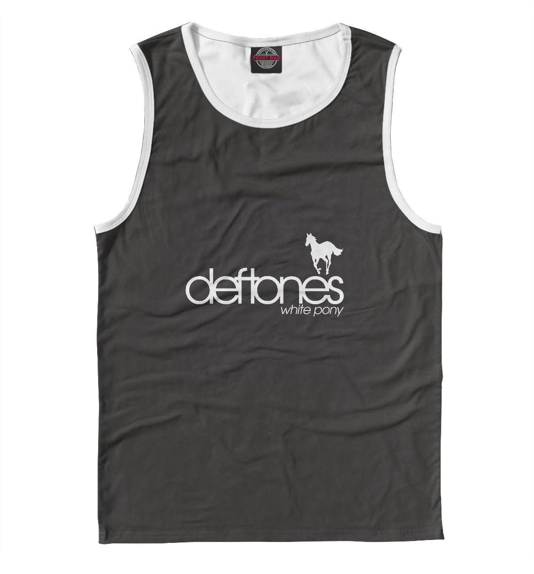 Купить Deftones, Printbar, Майки, DFT-784702-may-2
