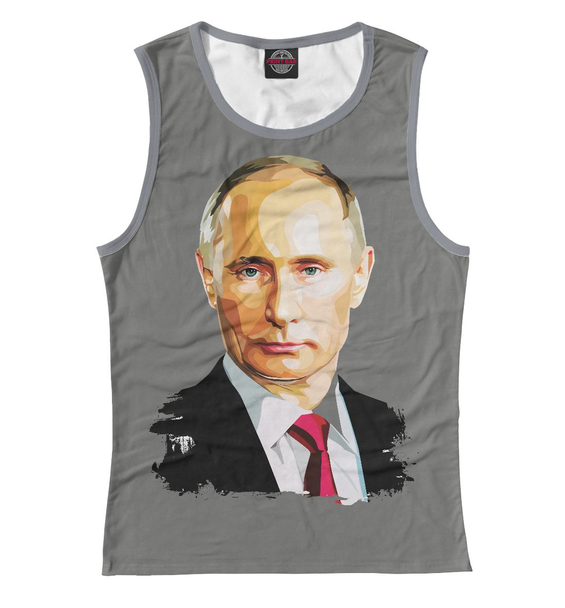 Купить Путин В.В., Printbar, Майки, PUT-905313-may-1