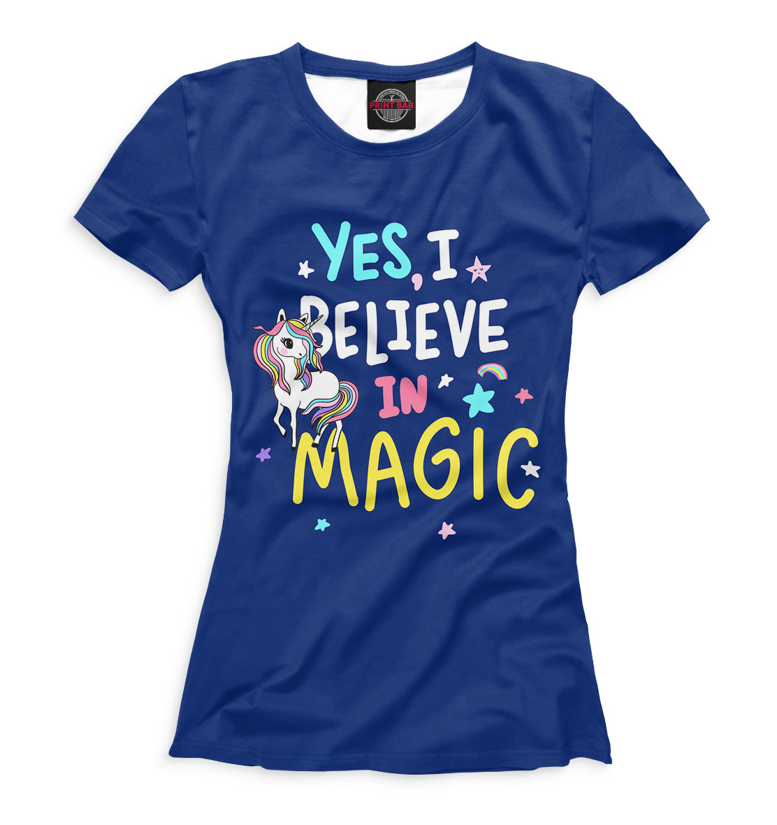 Yes, I Believe In Magic