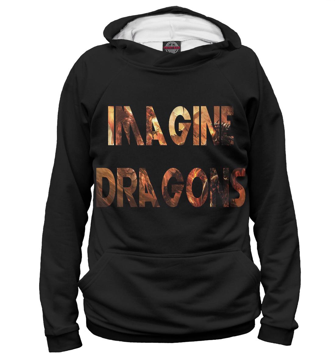Купить Imagine Dragons, Printbar, Худи, IMA-426714-hud-1
