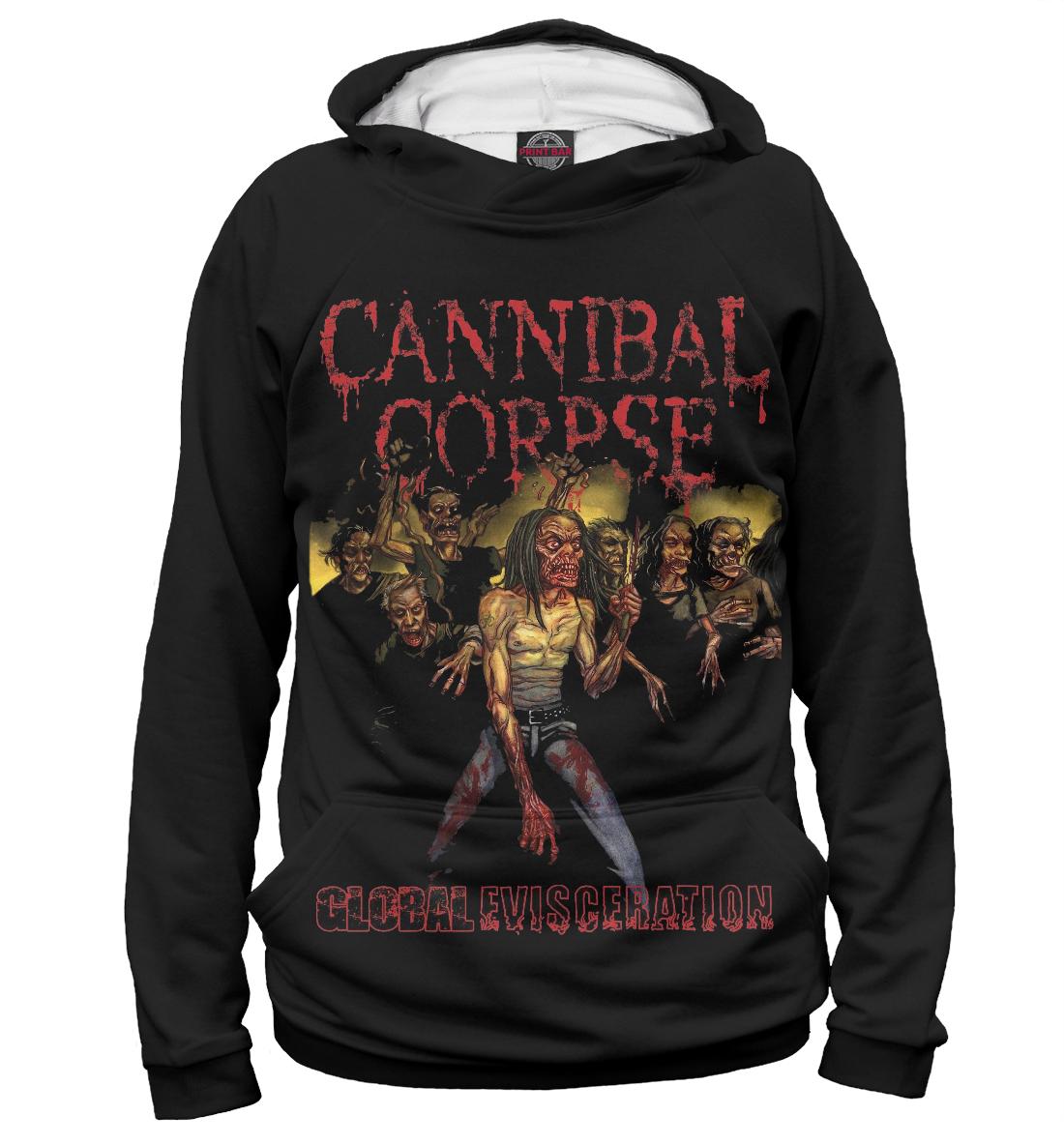 Купить Cannibal Corpse, Printbar, Худи, CCR-571972-hud-2