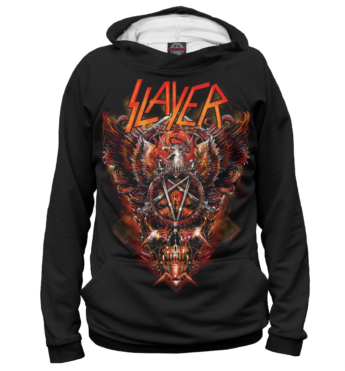 Купить Slayer, Printbar, Худи, MZK-507293-hud-1