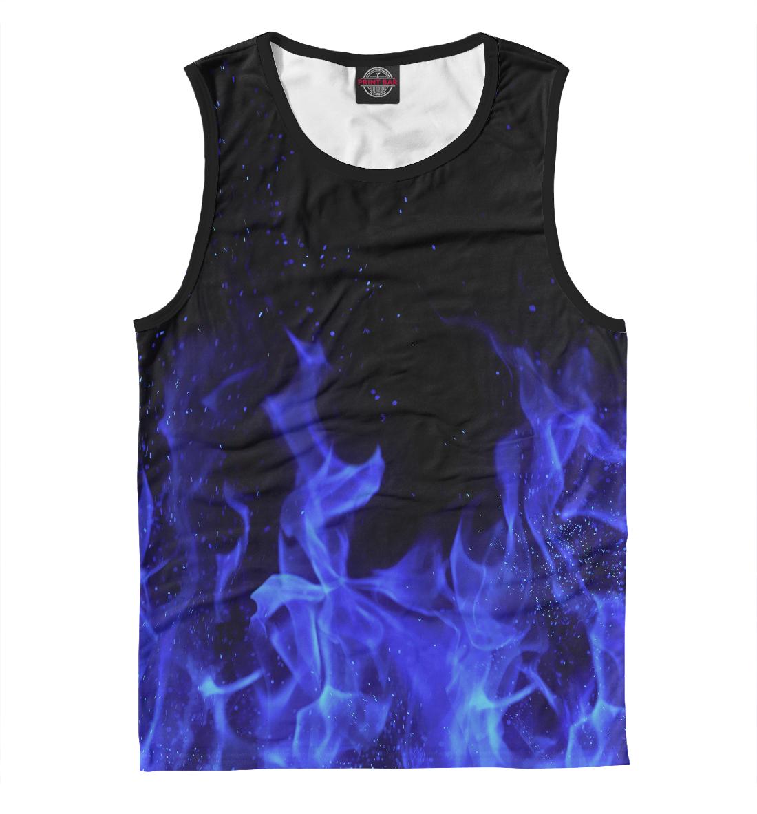 Купить Синий огонь, Printbar, Майки, STI-739543-may-2