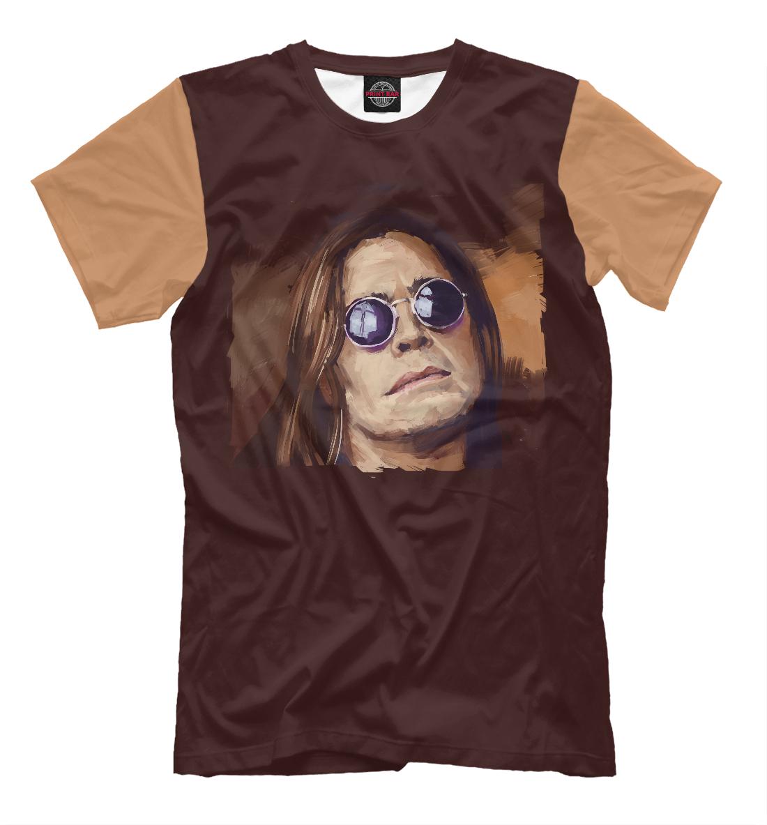 Купить Ozzy Osbourne, Printbar, Футболки, OZO-770528-fut-2